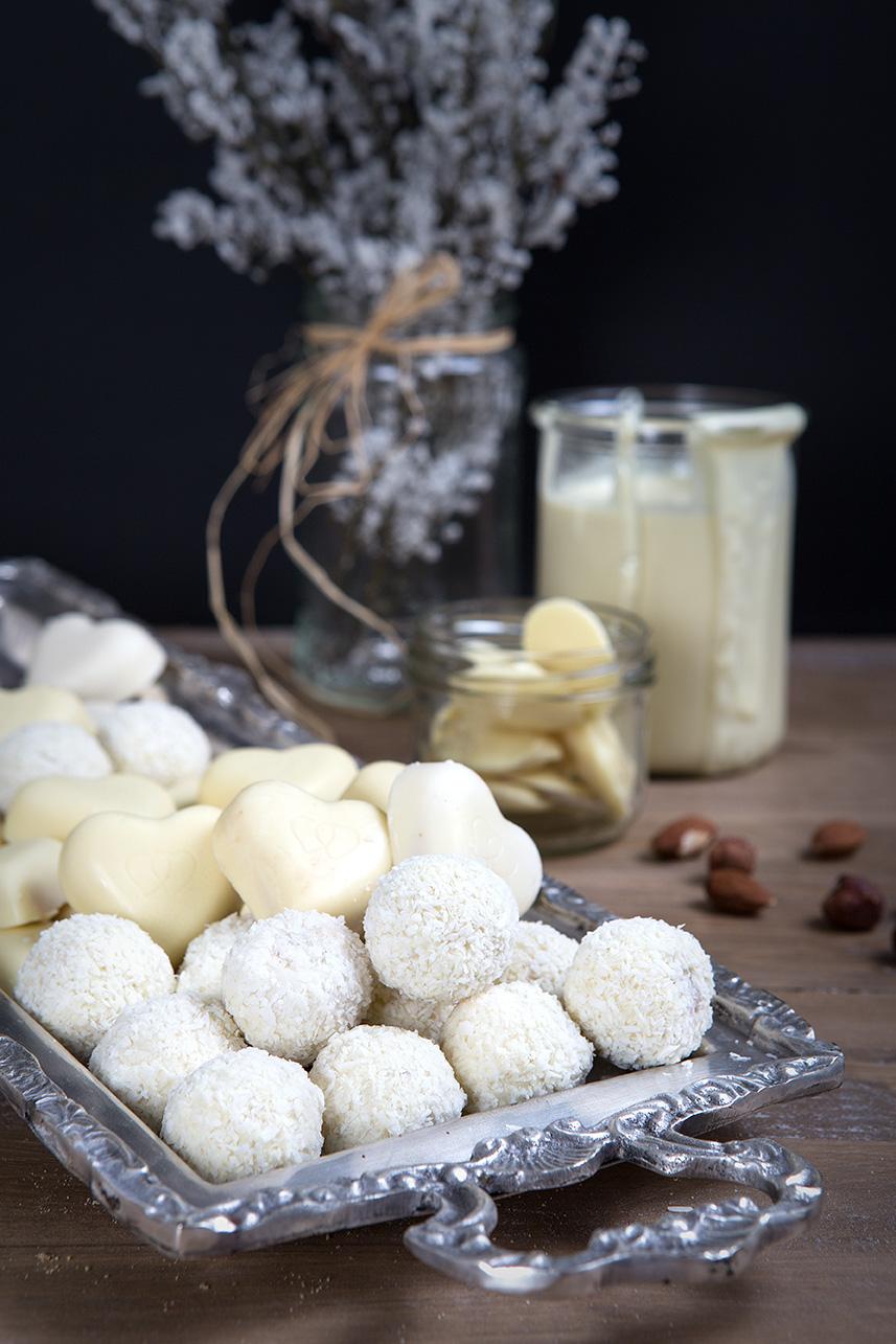 Λευκά-Σοκολατάκια